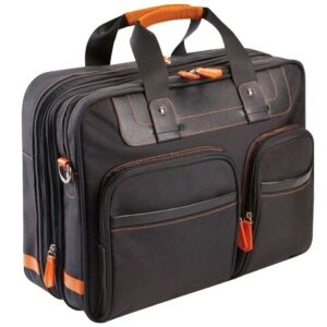 Expandable Laptop Shoulder Bag - PDC/G/RQJ-ROGJ8 - Image 1