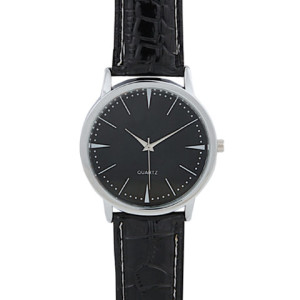 Basic Leatherette Gents Watch - PDC/G/NE9-0W0TE - Image 2