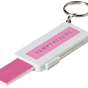 Nail File Keyholder - PDC/G/AR6-BWOEA - Image 1
