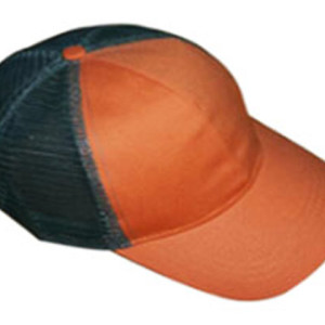 Mesh Cap With Piping And Two Tone Peak - PDC/C/9WE-VL3OW - Image 1