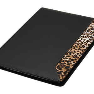 A4 Folder with African Animal Trim - PDC/G/3TG-QXZNO - Image 2