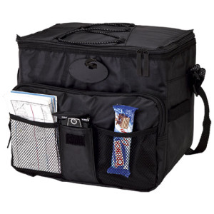 18 Can Cooler with 2 Front Mesh Pockets - PDC/G/M2W-Z8Y0J - Image 1