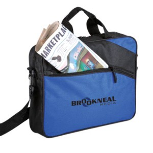 Conference Brief Bag - 600D - PDC/G/GYF-P0UVD - Image 1