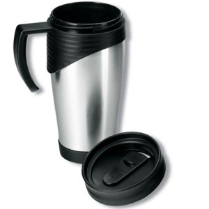 Stainless Steel Travel Mug - PDC/G/AAG-L8W2F - Image 1