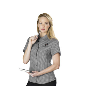 Aston Short Sleeve Ladies Shirt - PDC/C/BGJ-U0CFQ - Image 1
