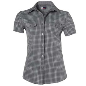 Aston Short Sleeve Ladies Shirt - PDC/C/BGJ-U0CFQ - Image 2