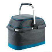 4 Person Picnic Cooler Basket - PDC/G/XBI-JSYNT - Image 1