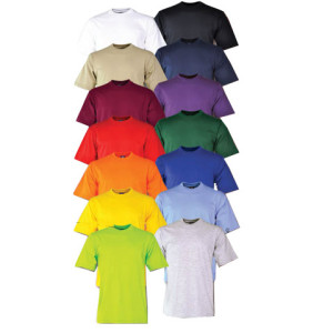 150g Super Cotton T-Shirt - PDC/C/TVZ-Y27F9 - Image 2