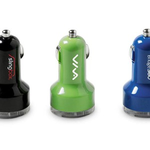 Voyage Dual Usb Car Charger - PDC/G/8VC-T96LH - Image 1