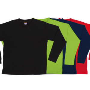 145g Kiddies Long Sleeve T-shirt - PDC/C/PC8-SH4IX - Image 2