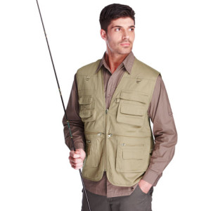 Fishing jacket - PDC/C/GXI-GKMNB - Image 1