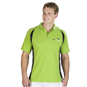 Apex Mens Golf Shirt - PDC/C/VDN-YRBES - Image 1