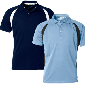 Apex Mens Golf Shirt - PDC/C/VDN-YRBES - Image 2