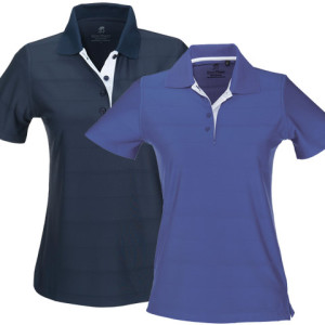 Admiral Ladies Golf Shirt - PDC/C/VRV-389OK - Image 2