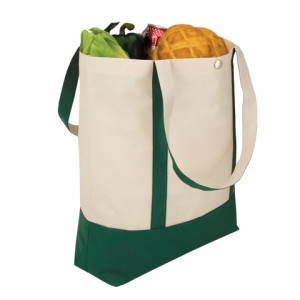 Large Recyclable Bag - Non-Woven - PDC/G/IYB-0D53K - Image 1