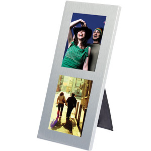 2 in 1 Aluminium Photo Frame - PDC/G/OH4-DOSWY - Image 1