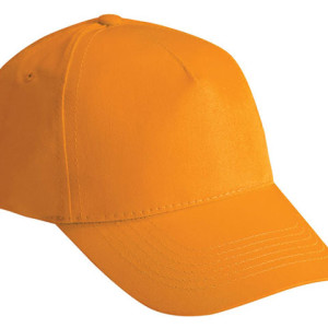 5 Panel Cotton Cap - PDC/C/T9Y-FR9BY - Image 1