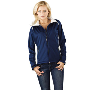 Apex Soft Shell Ladies Jacket - PDC/C/B2Q-C1RSH - Image 1