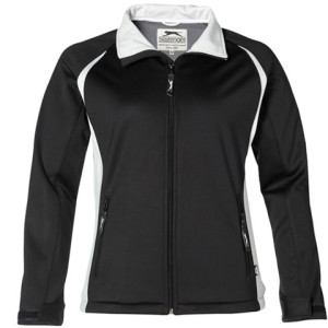 Apex Soft Shell Ladies Jacket - PDC/C/B2Q-C1RSH - Image 2