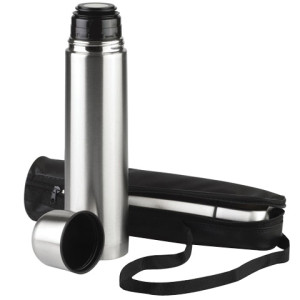 1L Stainless Steel Flask - PDC/G/4G9-1N0K3 - Image 1