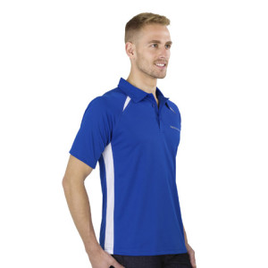 Adults Splice Short Sleeve Golf Shirt - PDC/C/ERT-CG8QE - Image 1