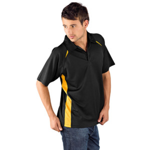 Adults Splice Short Sleeve Golf Shirt - PDC/C/ERT-CG8QE - Image 2
