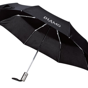 Auto-Open Compact 3-Fold Umbrella - PDC/G/DQR-3EEFT - Image 1
