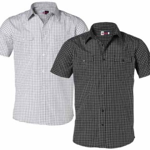 Aston Short Sleeve Mens Shirt - PDC/C/FY0-6N2MD - Image 2