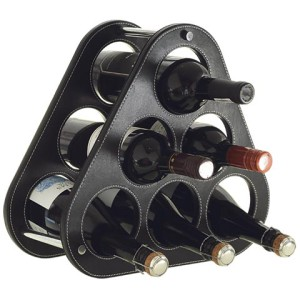 6 Bottle Wine Stand - PDC/G/BQL-GTED6 - Image 1