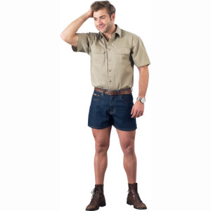 Gents shorts - PDC/C/3RX-18ML6 - Image 1