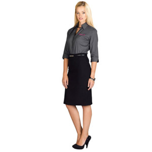 Arabella Below Knee Ladies Skirt - PDC/C/5TH-EHSBJ - Image 1
