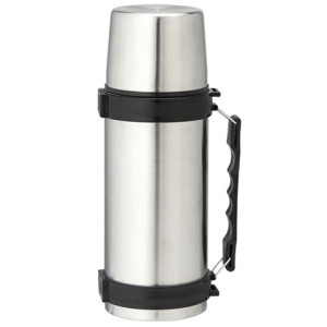 1l Stainless Steel Travel Flask - PDC/G/1XQ-X95AZ - Image 1