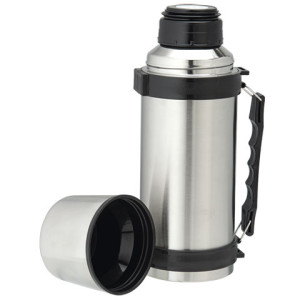 1l Stainless Steel Travel Flask - PDC/G/1XQ-X95AZ - Image 2
