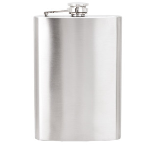 Stainless Steel Hip Flask - PDC/G/3ED-C1Q5Q - Image 2