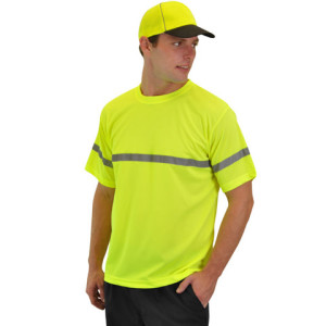 High Visibility T-Shirt - PDC/C/G0W-LMHYY - Image 1