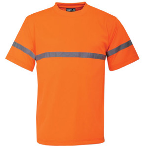 High Visibility T-Shirt - PDC/C/G0W-LMHYY - Image 2