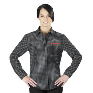 Aston Long Sleeve Ladies Shirt - PDC/C/38K-QQF51 - Image 1