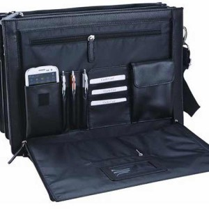 Wall Street Briefcase - PDC/G/FA7-LSE3H - Image 2