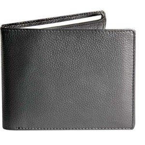 Genuine Nappa Leather Wallet - PDC/G/L91-88Y4F - Image 1