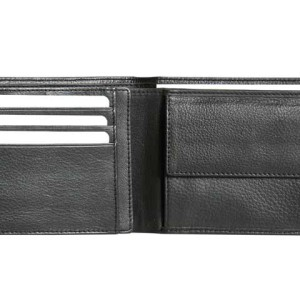Genuine Nappa Leather Wallet - PDC/G/L91-88Y4F - Image 2