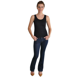 Ladies Stretch Demin Jeans - PDC/C/NH1-SRWUU - Image 1