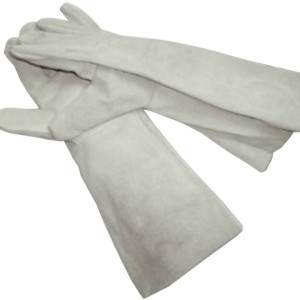 Chrome Leather Gloves - PDC/C/A2H-DHUMB - Image 1