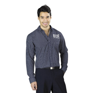 Aston Long Sleeve Mens Shirt - PDC/C/AWW-0WLRK - Image 1