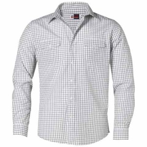 Aston Long Sleeve Mens Shirt - PDC/C/AWW-0WLRK - Image 2