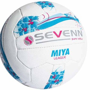 Miya League Netball Ball - PDC/G/VXI-U3LF8 - Image 1