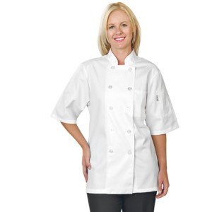Basic Chef Coat Long Sleeve - PDC/C/S6W-74GI7 - Image 1