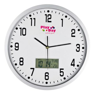 Analog wall clock - PDC/G/WWS-DFE76 - Image 1