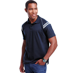 Athletic Golf Shirt - PDC/C/YTN-DKMUD - Image 1