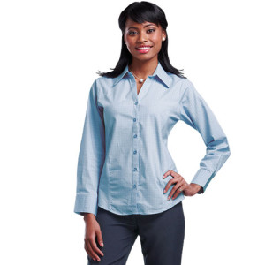 Pioneer Check Blouse - PDC/C/03Q-3XADN - Image 1