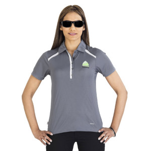 Quinn Ladies Golf Shirt - PDC/C/ZU9-JXHKU - Image 1